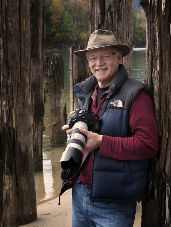 Portrait Don MacGregor
